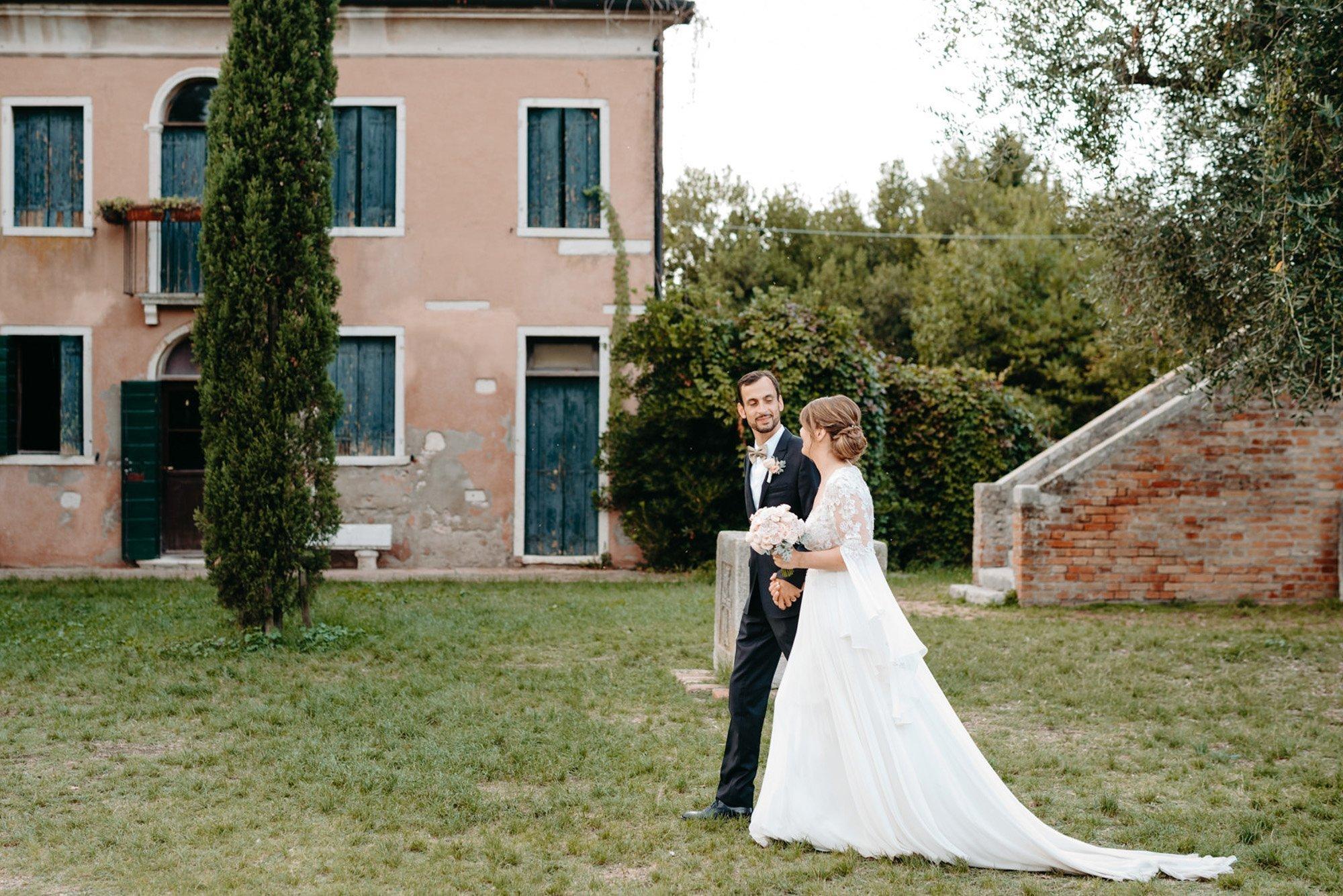 Matrimonio a Torcello, Matrimonio a Venezia