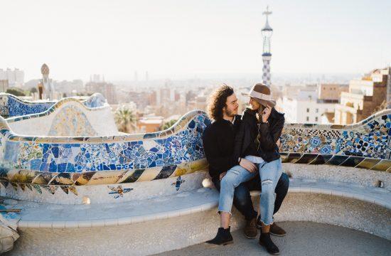 servizio di coppia a Barcellona. Luisa Basso
