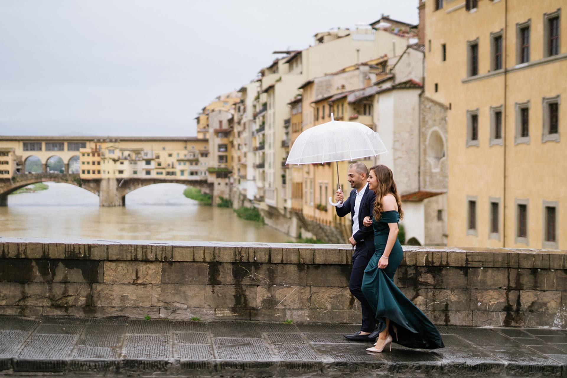Florence wedding photo